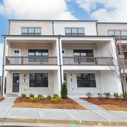 Rent this 3 bed townhouse on 151 Harlow Circle in Roswell, GA 30076