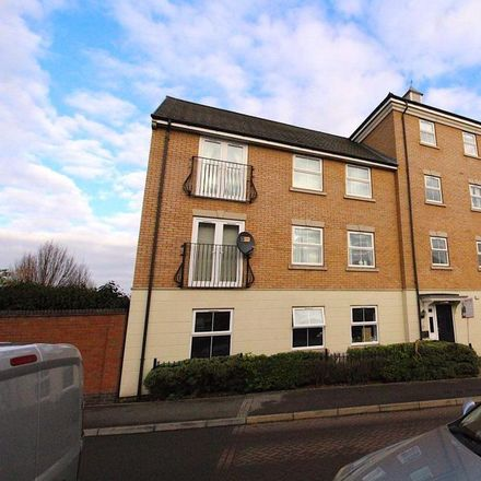 Rent this 2 bed apartment on Crackthorne Drive in Rugby CV23 0GX, United Kingdom