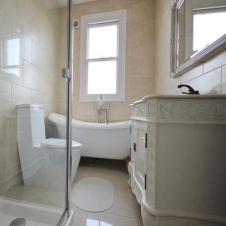 Rent this 4 bed house on Braemar Avenue in London SW18 5BB, United Kingdom