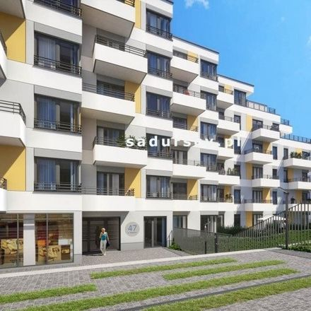 Rent this 3 bed apartment on Aleja 29 Listopada 106 in 31-406 Krakow, Poland