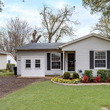 Rent this 4 bed house on 814 West State Street in Terrell, TX 75160