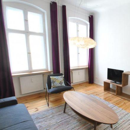 Rent this 1 bed apartment on Essener Straße 18 in 10555 Berlin, Germany