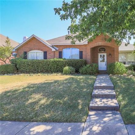 Rent this 4 bed house on 5805 Carroll Drive in The Colony, TX 75056