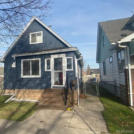 Rent this 3 bed house on 67 Stoner Street in River Rouge, MI 48218
