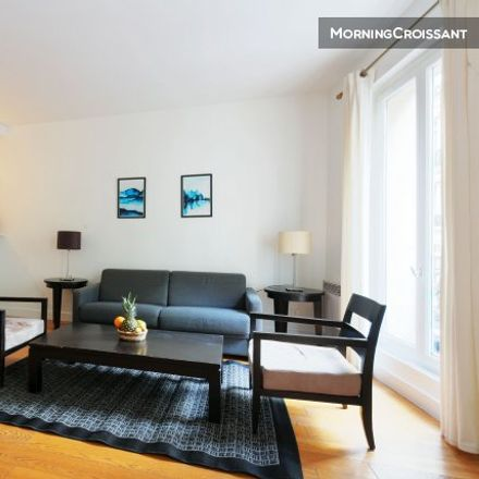 Rent this 1 bed apartment on 11 Rue Daru in 75008 Paris, France