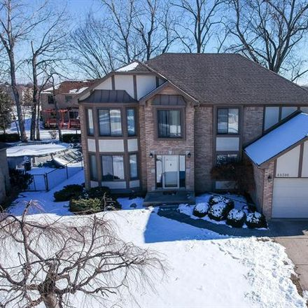 Rent this 3 bed house on 48396 Frank Drive in Macomb Township, MI 48044