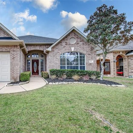Rent this 4 bed house on Eagle Peak Ct in Katy, TX