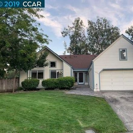 Rent this 4 bed apartment on 1998 South Forest Hill Place in Danville, CA 94526