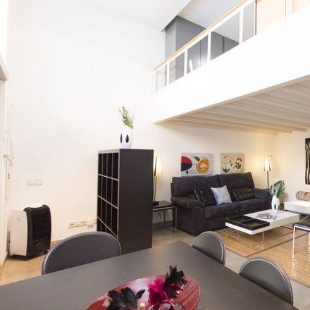 Rent this 1 bed apartment on La Violetera in Plaza Gabriel Miró, 28001 Madrid