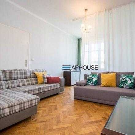 Rent this 5 bed apartment on Aleja Zygmunta Krasińskiego 20 in 30-101 Krakow, Poland