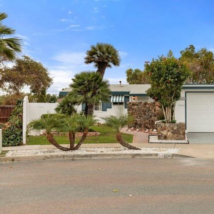 Rent this 3 bed house on 3202 Towser Street in San Diego, CA 92123