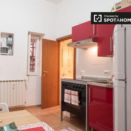 Rent this 1 bed apartment on Erg in Via Britannia, 00183 Rome RM