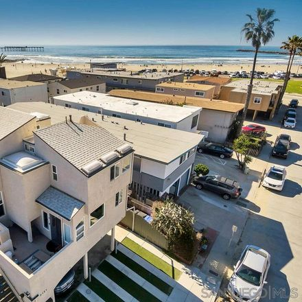 Rent this 3 bed townhouse on 5151 Long Branch Avenue in San Diego, CA 92107