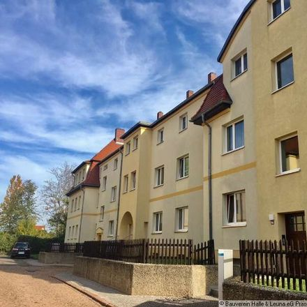 Rent this 2 bed apartment on Barbarastraße 9 d in 06110 Halle (Saale), Germany