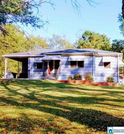 Rent this 3 bed house on 1313 Haven Dr in Birmingham, AL