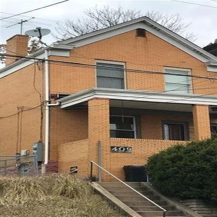Rent this 1 bed apartment on 409 Kathleen Street in Pittsburgh, PA 15211