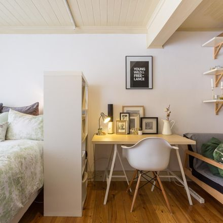 Rent this 0 bed apartment on Travessa do Meio Forte in 1169-107 Lisbon, Portugal