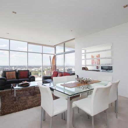 Rent this 2 bed apartment on 1601/237 Adelaide Terrace