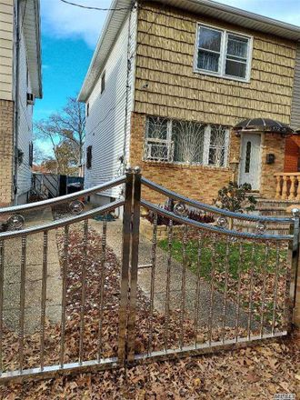 Rent this 3 bed house on 35 129th Ave in Jamaica, NY
