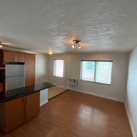 Rent this 1 bed condo on 7928 Harding Avenue in Miami Beach, FL 33141