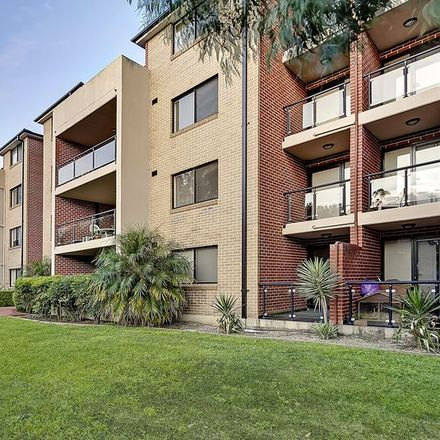 Rent this 2 bed apartment on No.53/12 Hume Avenue