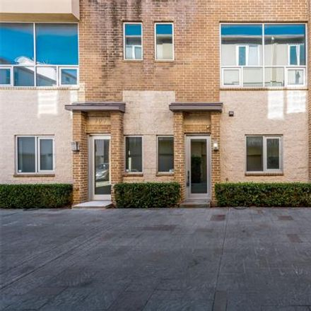 Rent this 3 bed condo on 704 Colten James Lane in Dallas, TX 75204