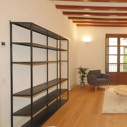 Rent this 2 bed apartment on Carrer dels Banys Nous in 08002 Barcelona, Spain