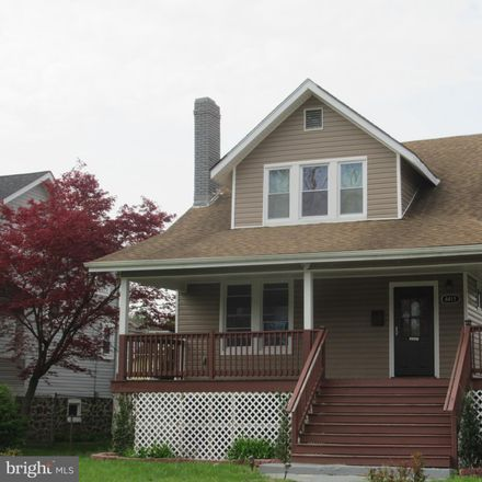 Rent this 3 bed house on 4411 Kathland Avenue in Baltimore, MD 21207
