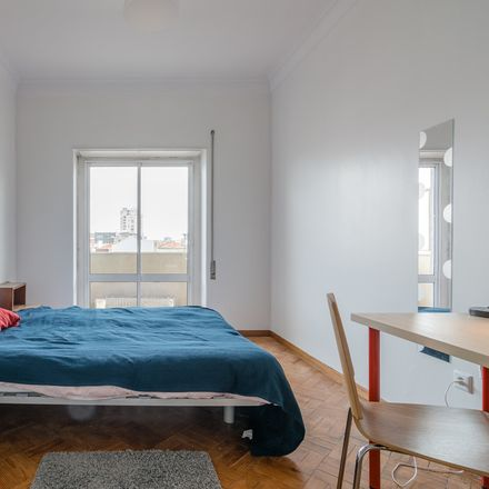 Rent this 6 bed room on Av. da República 47 in 1050-099 Lisboa, Portugal