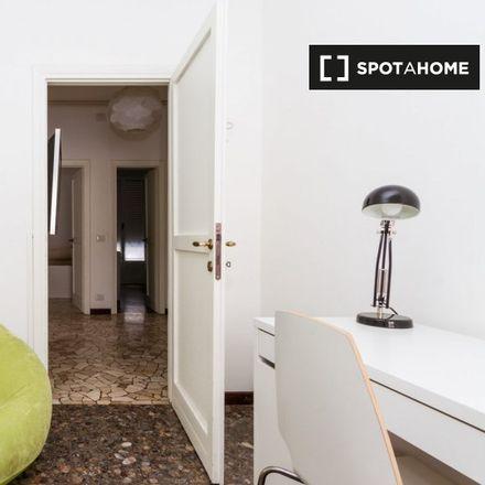 Rent this 4 bed apartment on Tibaldi in Via Pietro Pomponazzi, 20136 Milan Milan