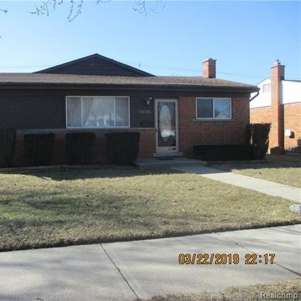 Rent this 3 bed house on 22728 Lincoln Street in St. Clair Shores, MI 48082