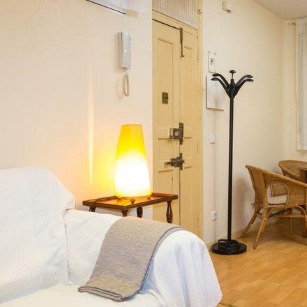 Rent this 1 bed apartment on Asilo de Ancianos Hermanitas de los Pobres in Calle de Almagro, 28001 Madrid