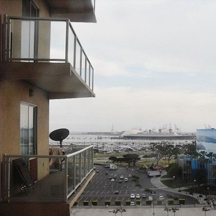 Rent this 2 bed condo on 488 E Ocean Boulevard in Long Beach, CA 90802