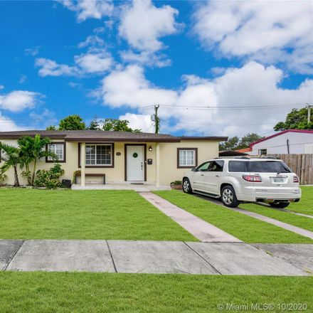 Rent this 4 bed house on 7848 Southwest 35th Terrace in Coral Way Village, FL 33155