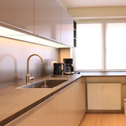 Rent this 1 bed apartment on Place Van Meyel - Van Meyelplein in 1040 Etterbeek, Belgium
