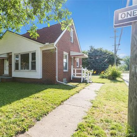 Rent this 4 bed house on 1881 Lindbergh Street in Wyandotte, MI 48192