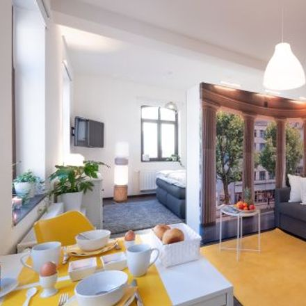 Rent this 1 bed apartment on Theaterstraße 96 in 52062 Aachen, Germany