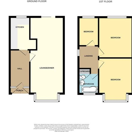 Rent this 3 bed house on Elm Road in Wyre Forest DY10 1ST, United Kingdom