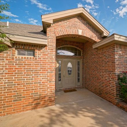 Rent this 3 bed house on 5616 Llano Court in Midland, TX 79707