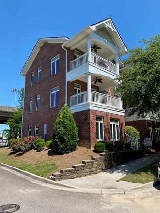 Rent this 3 bed townhouse on 156 Landing Drive in North Augusta, SC 29860