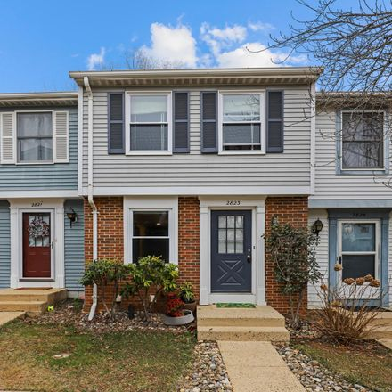 Rent this 2 bed loft on 2823 Middleboro Drive in West Falls Church, VA 22042