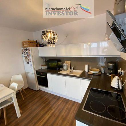 Rent this 2 bed apartment on Zbigniewa Herberta 2c in 10-686 Olsztyn, Poland