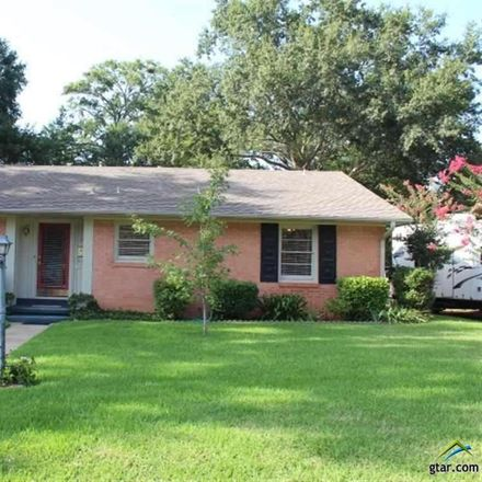 Rent this 3 bed house on 1300 Sunset Drive in Tyler, TX 75701