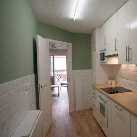 Rent this 1 bed apartment on Unimoto in Calle de Alberto Aguilera, 28001 Madrid