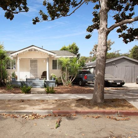 Rent this 3 bed house on 831 Mira Mar Ave in Long Beach, CA