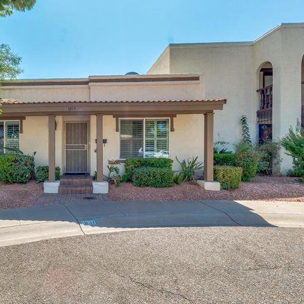 Rent this 2 bed townhouse on 1819 West Stella Lane in Phoenix, AZ 85015