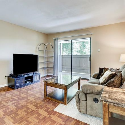 Rent this 2 bed condo on 8417 Hearth Drive in Houston, TX 77054
