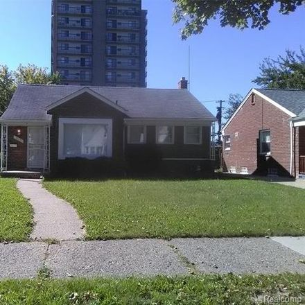 Rent this 3 bed house on 11351 Vaughan Street in Detroit, MI 48228
