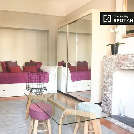 Rent this 1 bed apartment on Avenue du Diamant - Diamantlaan 190 in 1030 Schaerbeek - Schaarbeek, Belgium