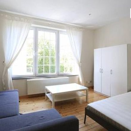 Rent this 1 bed apartment on Woluwe-Saint-Lambert - Sint-Lambrechts-Woluwe in BRU, BE